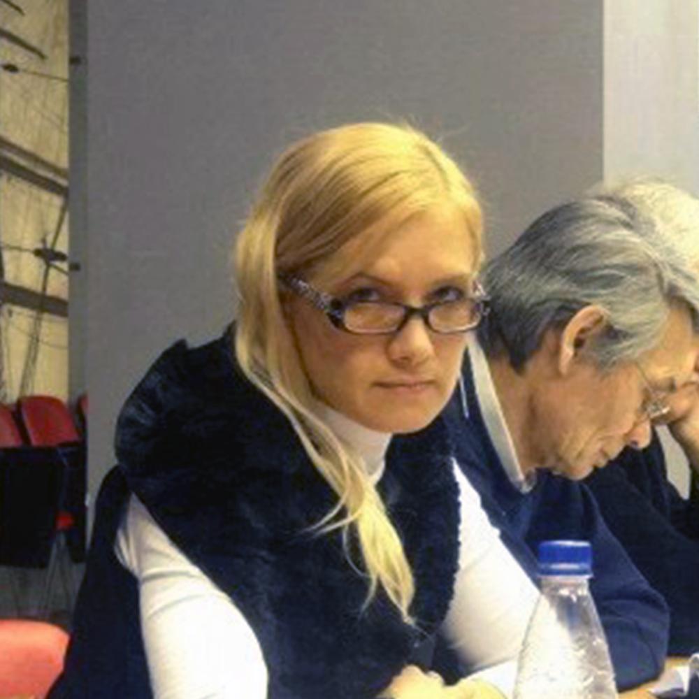 Елена Милейская