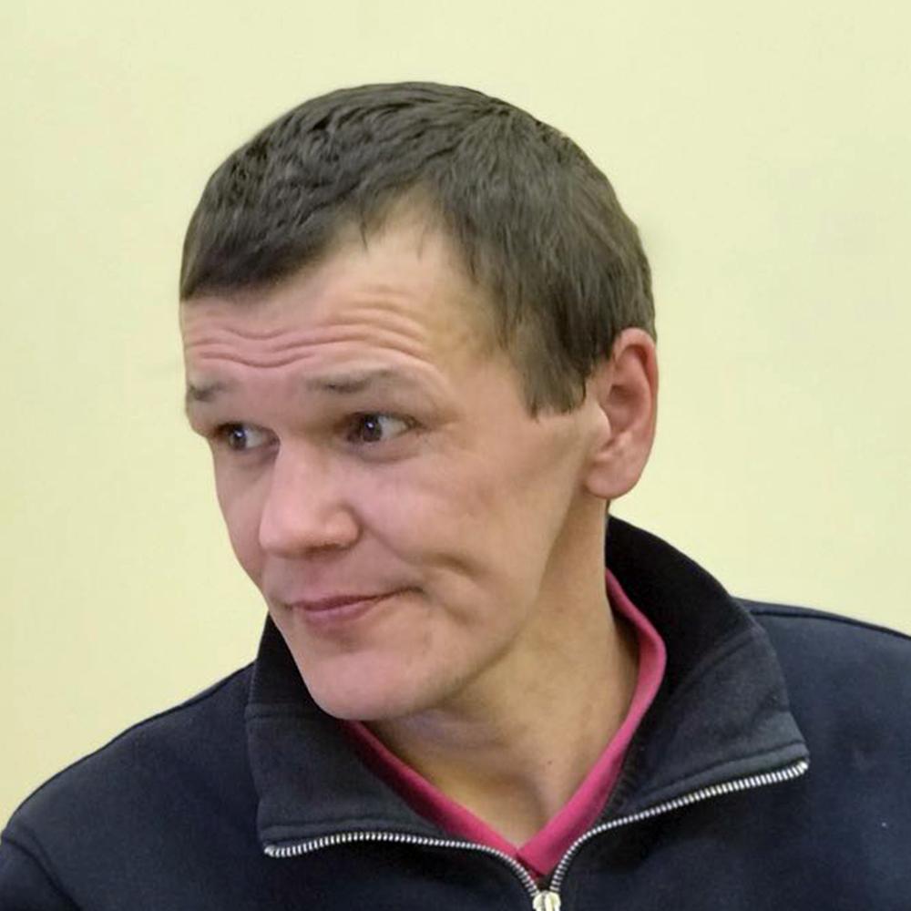Антон Козырин