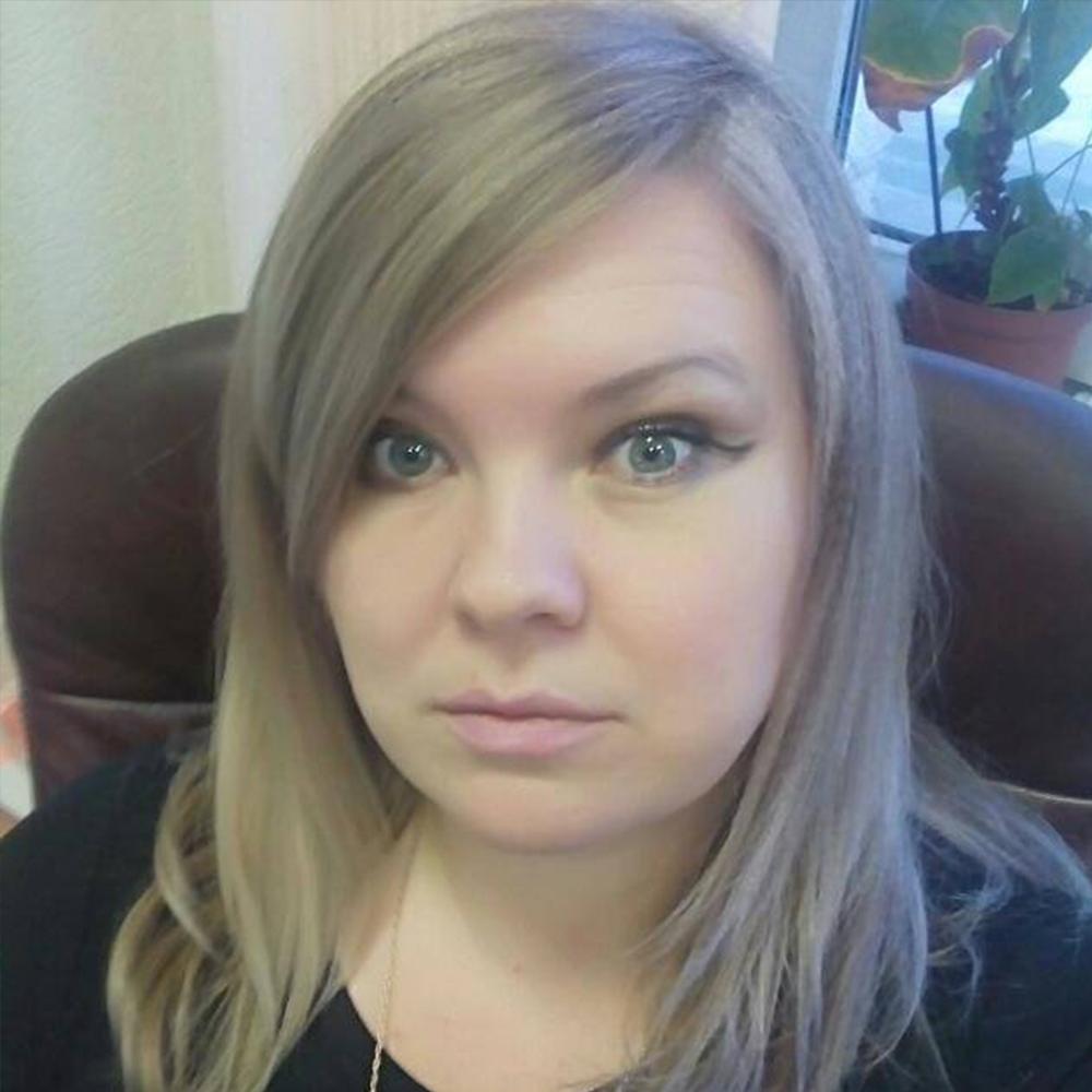 Марина Чукавина