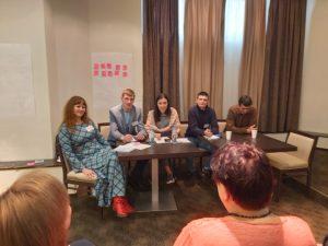 учебная пресс-конференция
